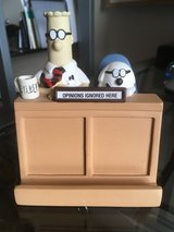 DILBERT BUSINESS CARDS HOLDER in Lakenheath, UK
