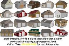 Barns, Stables & Garages in Dickson, Tennessee