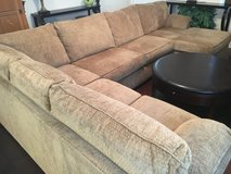 SECTIONAL COUCH MADE BY ASHLEY FURNITURE in Wilmington, North Carolina