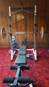 weights and machine in Alamogordo, New Mexico