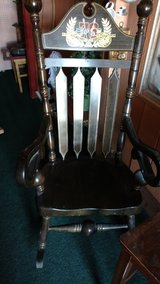 Bicentennial Special edition rocking chair in Alamogordo, New Mexico