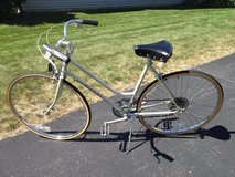 "Womans Vintage ""World Sport"" Schwinn bicycle in Lockport, Illinois"