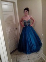 Evening Gown from Regis, Blue, Size 4 in Dothan, Alabama