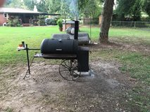 Custom Built Smoker in Perry, Georgia