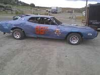 73 Dodge charger in Fort Campbell, Kentucky