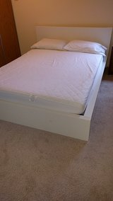 Bed, Ikea Malm, Europe Full Size 61 x 82 in Fairfax, Virginia