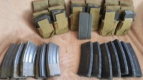 Various Military Magazines in Fort Benning, Georgia