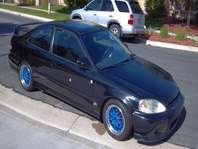 2000 HONDA CIVIC SI in Fort Campbell, Kentucky