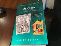 Fun Home: A Family Tragicomic in Naperville, Illinois