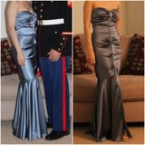 Strapless gown size 2. in 29 Palms, California