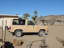 Ford Bronco II in Yucca Valley, California