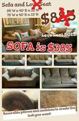 Sofa Couch in Naperville, Illinois