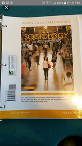Sociology by John Macionis 15th Ed in Watertown, New York