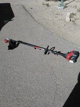 Troy Built trimmer with saw ect. in Alamogordo, New Mexico