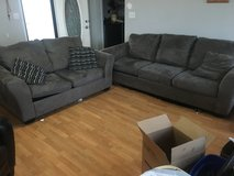 Couch/Loveseat in Fort Campbell, Kentucky