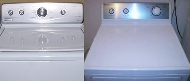 WASHER And DRYER ( Electric - 220 V) - $375 (Vista) in Camp Pendleton, California