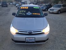 "2008 FORD FOCUS S 2DR "" ONE OWNER "" ONLY 69K MILES "" GAS SAVER ""...$4995. in Yucca Valley, California"