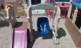 ***LITTLE TIKES SWING /SLIDE & CLIMB*** in Houston, Texas