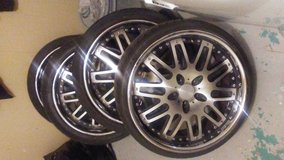 "20""rims and tires in Jacksonville, Florida"
