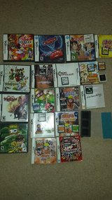 18 nintendo ds games+ CASES in Wilmington, North Carolina