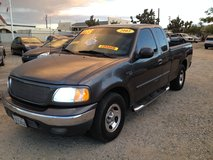 """2003 FORD F150 XLT XCAB 4DR V6 2WD """"ONE OWNER """" LOADED .......$4995 in Yucca Valley, California"""