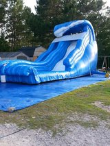 Industrial Quality Dry/Water Slide in Cherry Point, North Carolina
