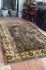 India Area Rug in Yucca Valley, California
