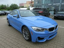 2015 BMW M4 in Aviano, IT