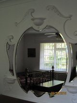 Victorian Over Mantel Mirror - 54 inches by 54 inches - Fabulous piece in Lakenheath, UK