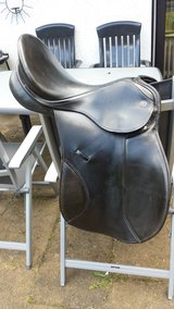 Eventing saddle Kiefer Garmisch AT in Ramstein, Germany