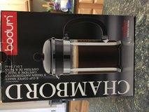 Bodum- Chambord coffee press in Fort Bragg, North Carolina
