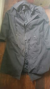 ARMY TRENCH COAT in Fort Campbell, Kentucky