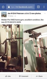 Weider Pro 9400 Home Gym in Beaufort, South Carolina
