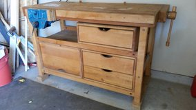 Woodworkers Work Bench in Katy, Texas
