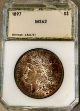 1897 silver dollar MS62 in Plainfield, Illinois