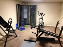 Weight machine in Fort Campbell, Kentucky