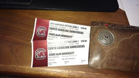 2 USC vs ATM Game tickets in Beaufort, South Carolina