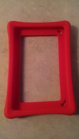 7' Red tablet case in Beaufort, South Carolina