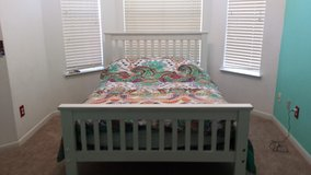 Full size bed from IKEA in Kingwood, Texas