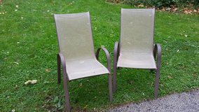 Tan/Brown Deck Chairs $$ Deal of the Day!! in Aurora, Illinois