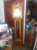 Grandfather clock in Fort Riley, Kansas
