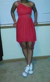 Fromal High/Low Dress (Red) in Fort Leonard Wood, Missouri