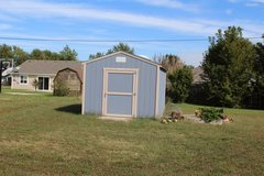 Storage Shed in Fort Riley, Kansas