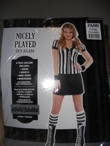 Woman's Nicely Played Costume in Aurora, Illinois