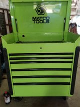 6 Drawer Matco Toolbox in Leesville, Louisiana