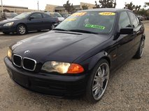 "2001 BMW 325i 4DR 6CLY AUTO ""FULLY LOADED "" .........$3995 in Yucca Valley, California"