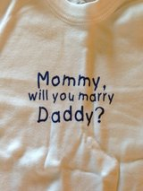 """""""Mommy, Will You Marry Daddy?"""" T-Shirt in Aurora, Illinois"""