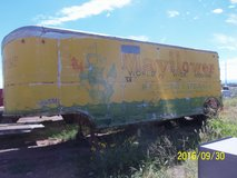 Mayflower Van Trailer for Storage Only in Alamogordo, New Mexico