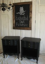 2 French Nightstands in Kingwood, Texas