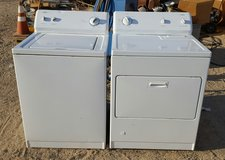 Washer and Gas Dryer in Barstow, California